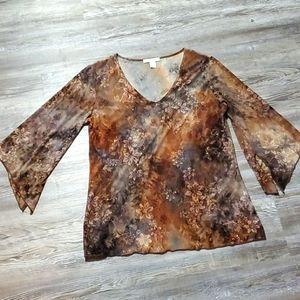 Womens shirt-large